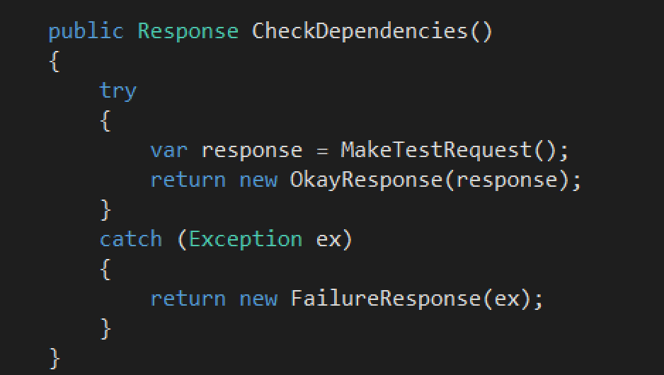 Dependency Check Example